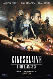 FINAL FANTASY XV: Kingsglaive