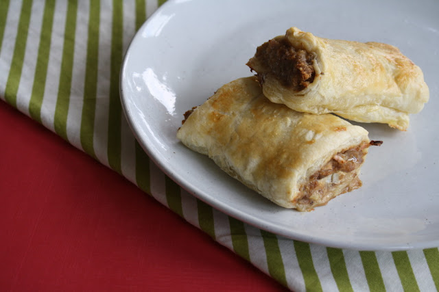 Most Viewed Recipe of the Week | Sausage Rolls from Our Eating Habits #SecretRecipeClub #recipe #appetizer