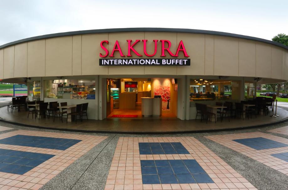 Sakura International Buffet at Yio Chu Kang Cover