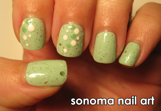 Sonoma nail art attitude adjust mint vintage swimming pool prinsesfo Image collections