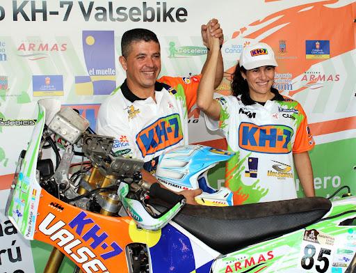 Dakar KH7-Valsebike