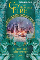 Cassandra Clare - The Mortal Instruments. Book Six. City of Heavenly Fire