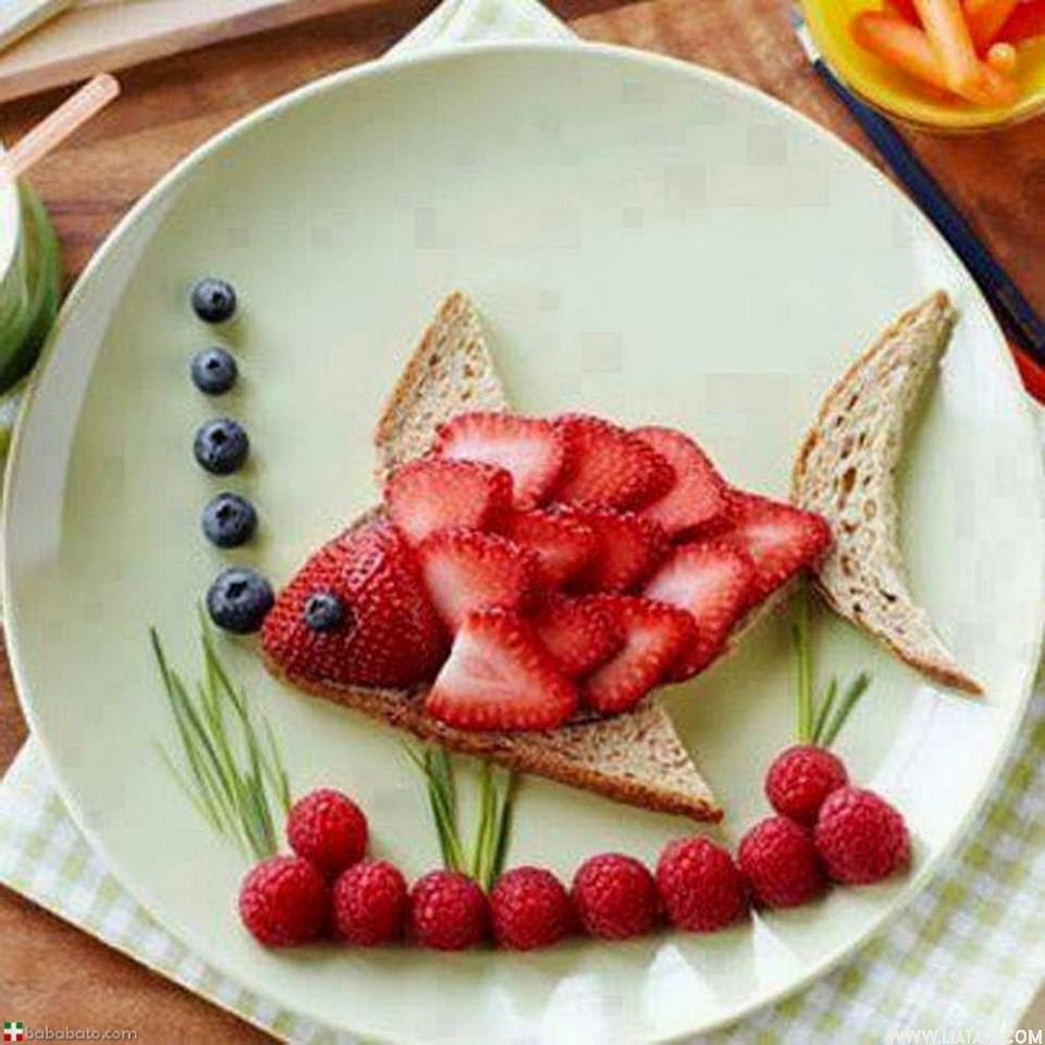 Ide Kreatif Seni Mendesain Makanan Yang Menakjubkan | liataja.com