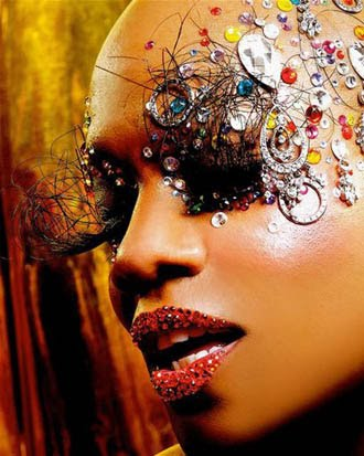 ideas for makeup. carnival makeup ideas.