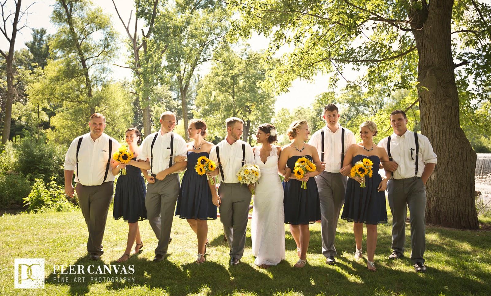 Beckman Mill Wedding | Jill + Nathan by Peer Canvas Photography ...