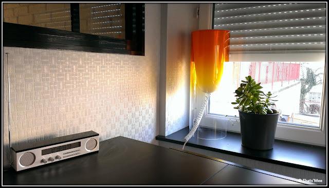 Lampe table Tooble Kartell radio Lexon