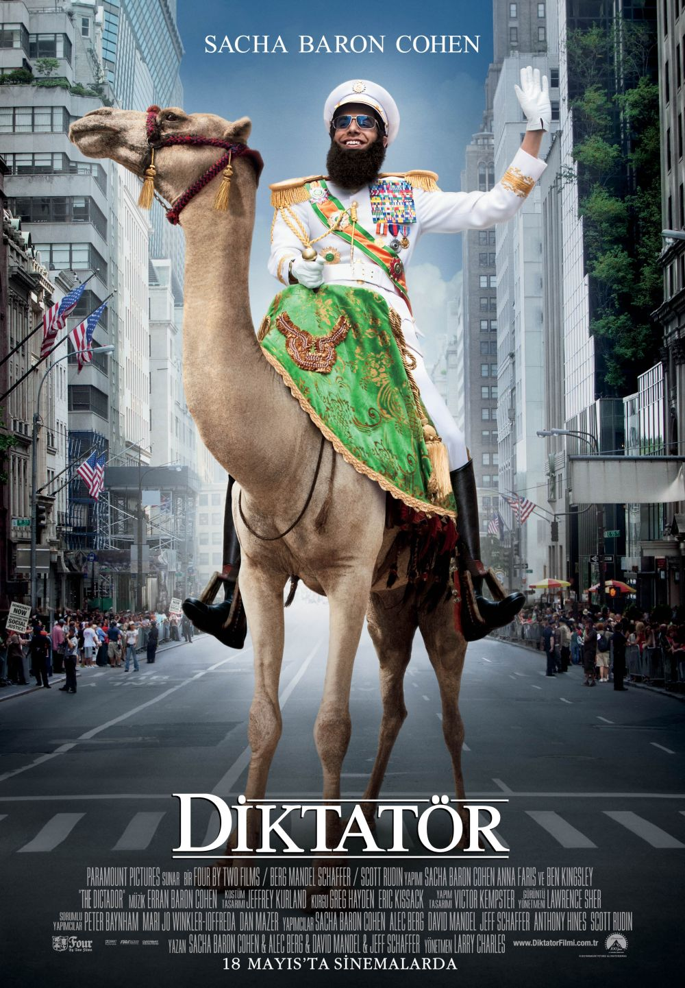 Dictator Movie