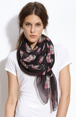 Chiffon Scarf For Women