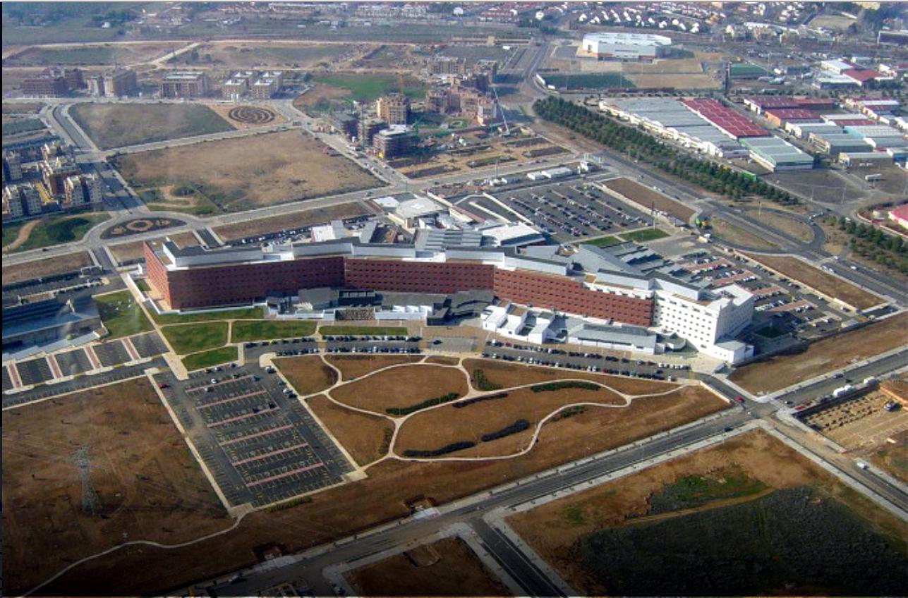 hospital ciudad real: