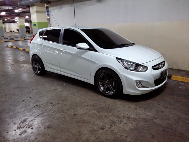 Modifikasi Mobil Hyundai Grand Avega Simple