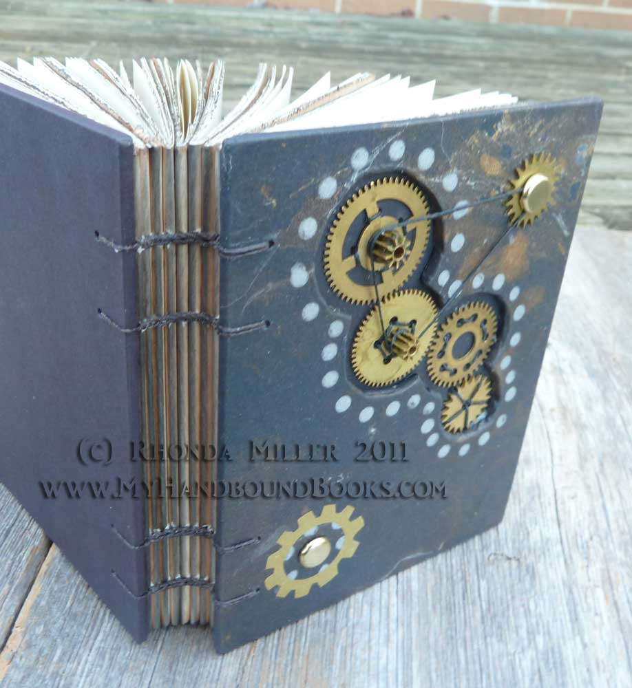 Book Cover Handmade Jewellery : My handbound books bookbinding journals with