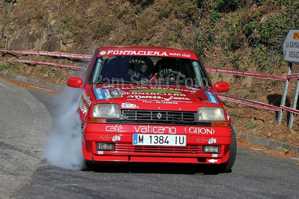 8º Rallysprint de Castropol 2013