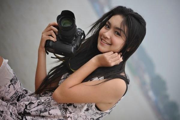 Foto Profil dan Biodata Lengkap Melody Prima Ananda Divia - Si Biang