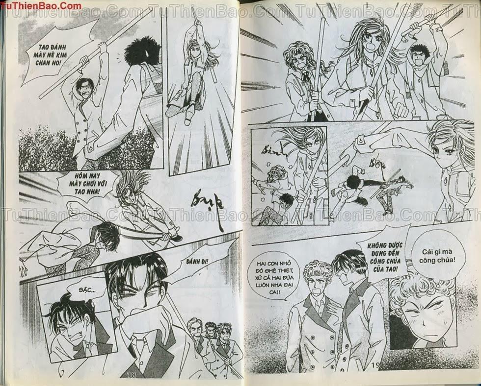 Thiên Sứ chap 12 - Trang 10