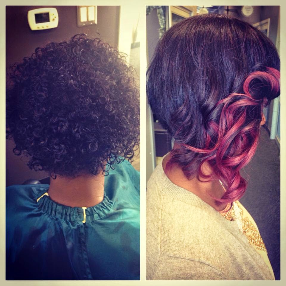 ... Curly : Briahna Rodgers * Natural Hair Stylist at Hair Artisans