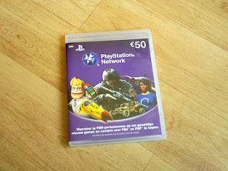 Playstation Network Voucher