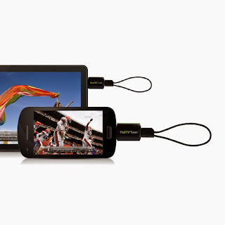 TV Tuner for Android Pad or Phone, Geniatech