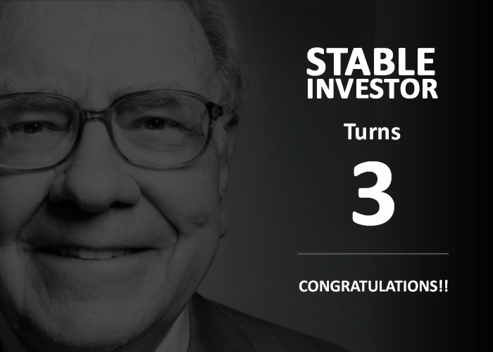 Stable Investor Birthday