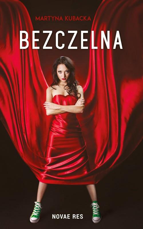 """""""Bezczelna"""" – Martyna Kubacka"""
