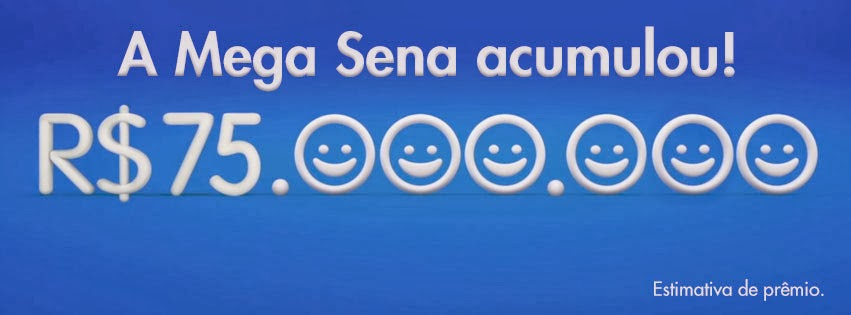 <b>MEGA SENA</b> DA <b>VIRADA</b> 2014 / 2015 - Resultado 2014