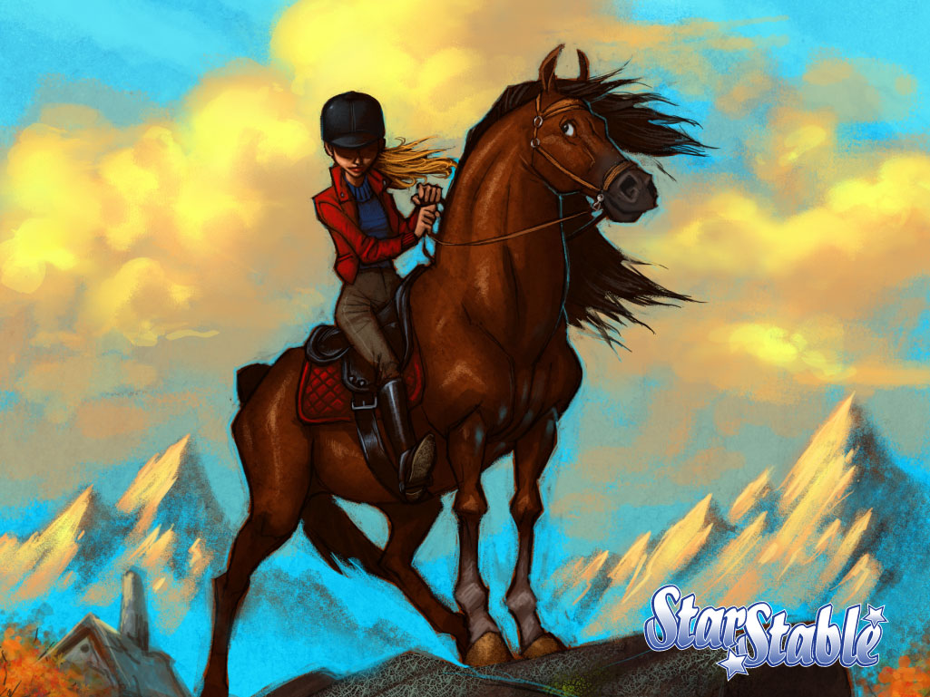 Star Stable is surprisingly fascinating! - BioGamer Girl