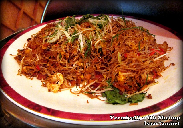 Vermicelli with Shrimp