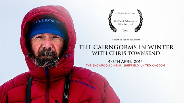 Cairngorms in winter with Chris Townsend ShAFF