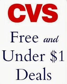 CVS FREE and Under $1 Deals -- 12/29-1/4