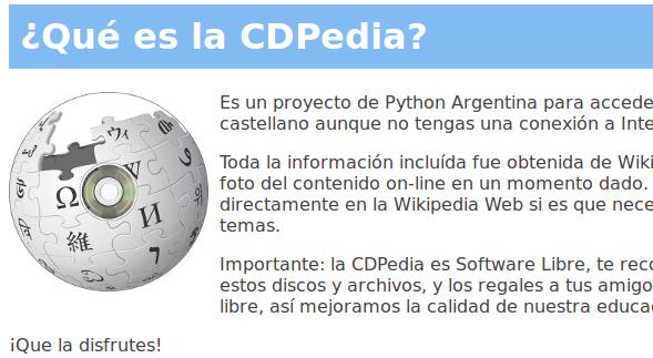 Acceder a la Wikipedia offline, wikipedia sin conexión a internet, integrar wikipedia ubuntu