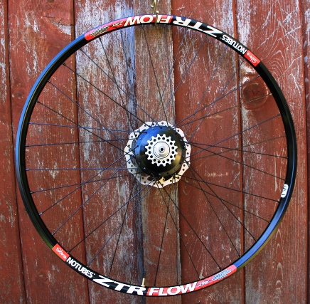 Cycle Monkey Wheel House Mtb Notubes Rims On Rohloff