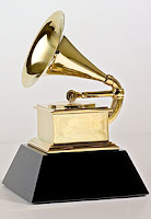 Grammy Award image from Bobby Owsinski's Music 3.0 blog