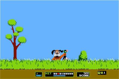Imagen de juego que usaba la pistola de la consola