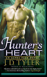 Hunter's Heart By J.D. Tyler (PNR)