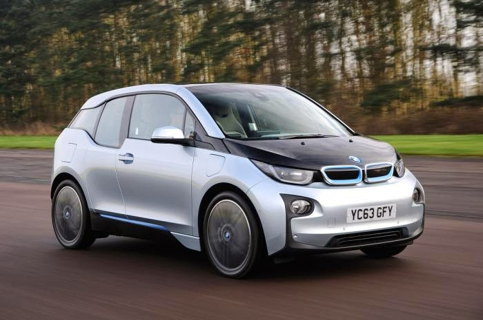 BMW i3, Best electric cars on sale, electric cars, BMW i3 2014