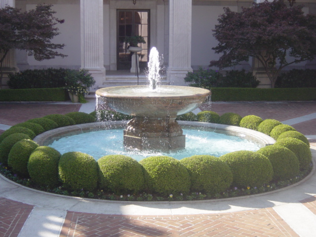 Our french inspired home european style fountains and Home water features