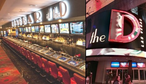 D Bar at the D Hotel and Casino,