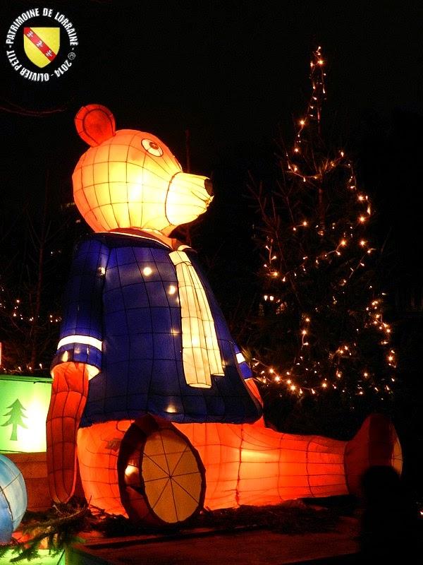 METZ (57) - Le sentier des lanternes 2014 !
