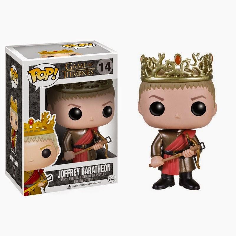 Funko Pop! Joffrey Baratheon