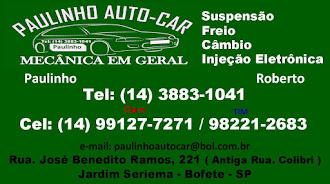 PAULINHO AUTO-CAR MECÂNICA EM GERAL