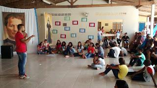 """Jovens da Paroquia Nossa Senhora das Dores, Realiza mais uma edição do Encontrão Jovem """"O SONHO II"""""""
