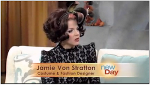 J. Von Stratton on Television