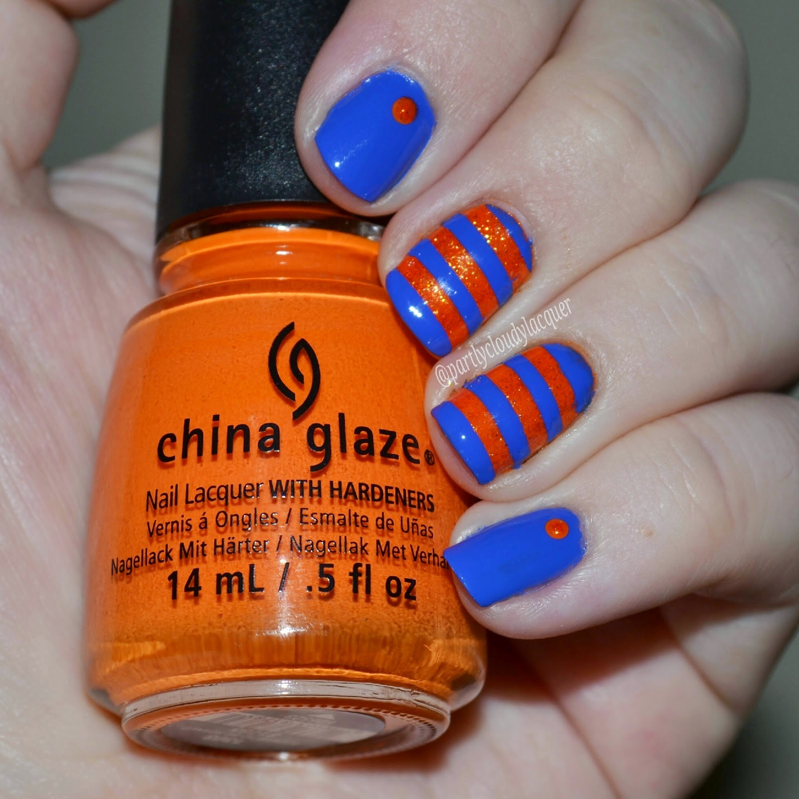 My Top 10 Nail Art Picks of 2014 | Partly Cloudy With a Chance of ...