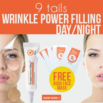 9tails Wrinkle Power Filling