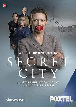 Série Secret City - Legendada 2018 Torrent