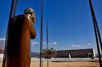 【ヴァンジ彫刻庭園美術館「戸谷成雄展 洞穴の記憶」(静岡県長泉町 クレマチスの丘)】