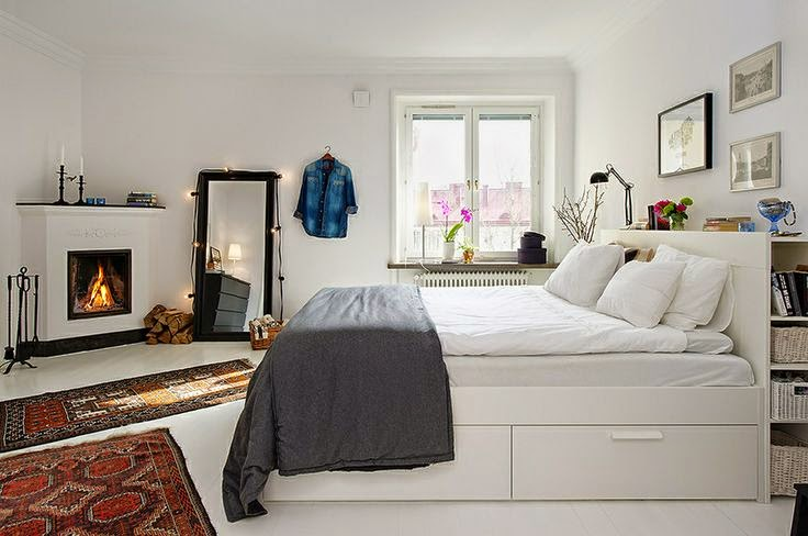 simple details ikea brimnes bed with storage. Black Bedroom Furniture Sets. Home Design Ideas