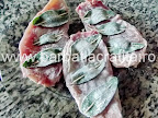 Saltimbocca friptura de vitel pui cu prosciutto si salvie preparare reteta - tavalite prin faina