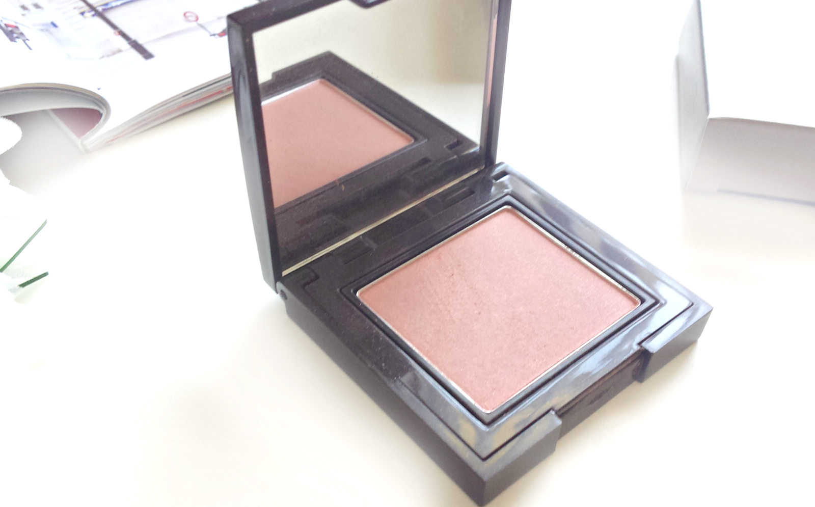 Laura Mercier Second Skin Cheek Colour Review