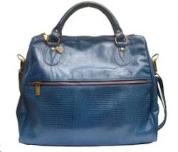 Bolsa Montanha Azul