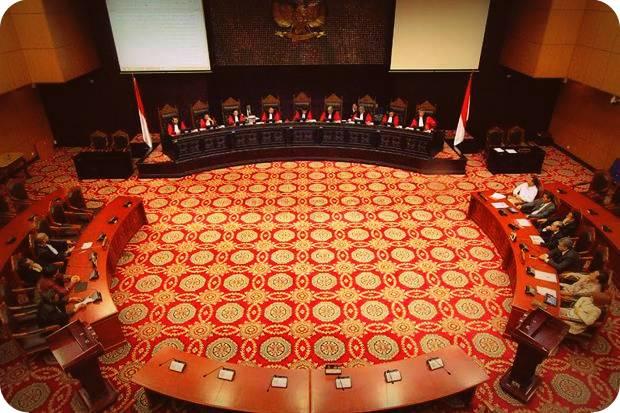 MK Diminta Hati-hati Tangani Sengketa Pilkada Teluk Bintuni
